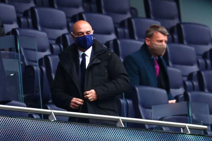 Daniel Levy, stjórnarformaður Tottenham Hotspur.