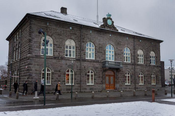 Formaður utanríkismálanefndar á von á því að málið verði afgreitt úr nefndinni á mánudaginn.