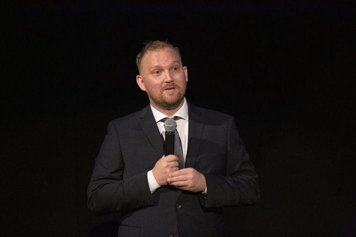 Arnar Már Magnússon, forstjóri Play.