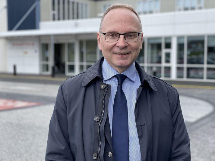 Runólfur Pálsson er yfirmaður Covid-göngudeildar á Landspítala.