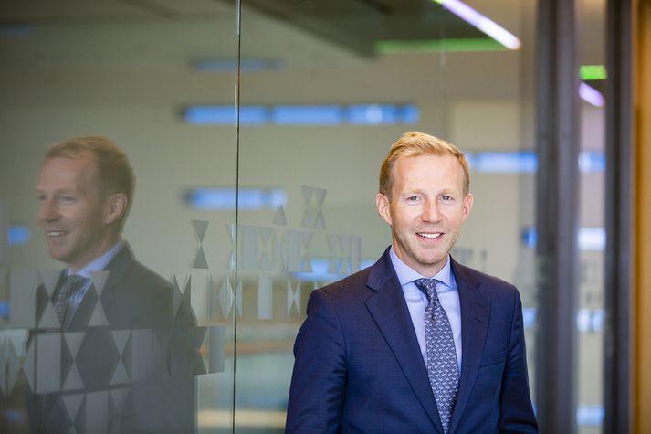 Benedikt Gíslason, bankastjóri Arion banka.