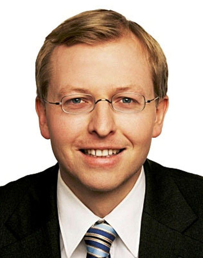 Pétur Árni Jónsson, stærsti eigandi Mylluseturs