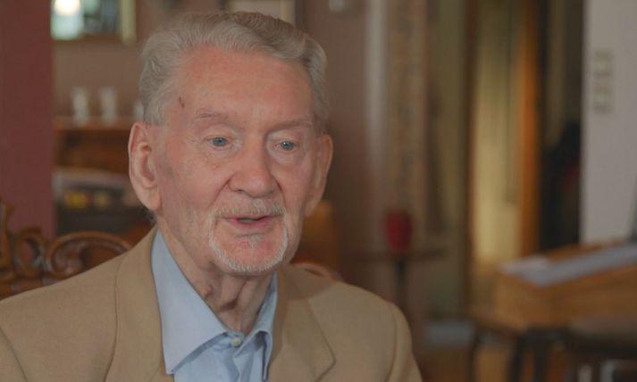 Páll Bergþórsson birtir veðurspá á hverjum degi.