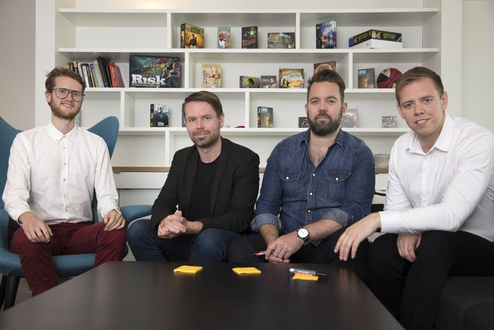 Stofnendur Teatime eru þeir Jóhann Þorvaldur Bergþórsson, Þorsteinn B. Friðriksson, Ýmir Örn Finnbogason og Gunnar Hólmsteinn Guðmundsson.