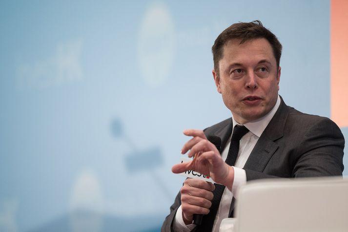 Musk þóttist ekki þekkja Facebook þegar hann svaraði stofnanda Whatsapp á Twitter.