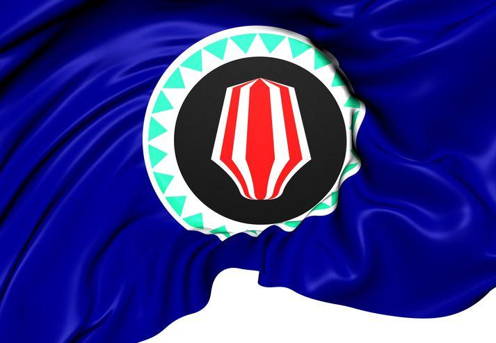 Um 250 þúsund manns búa á eyjunni Bougainville.