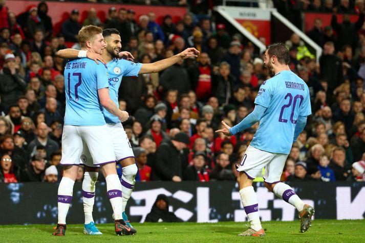 Manchester City er eitt af bestu liðum Evrópu en hefur brotið reglur um fjárhagslega háttvísi.