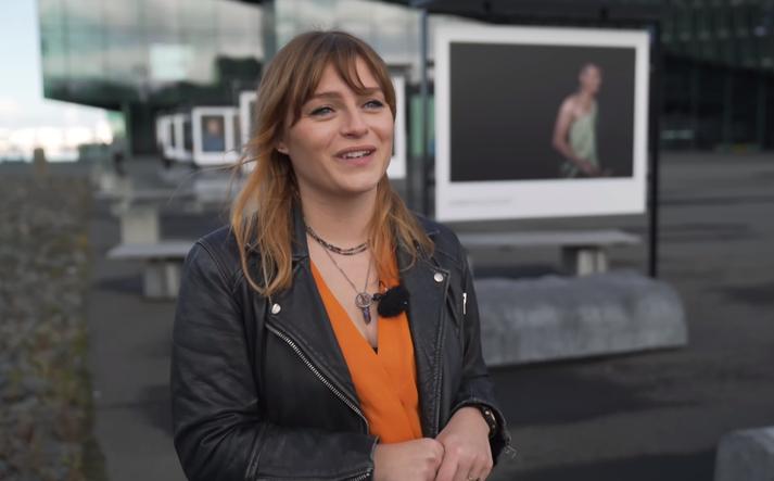 Hulda Hjálmarsdóttir framkvæmdastjóri Krafts.