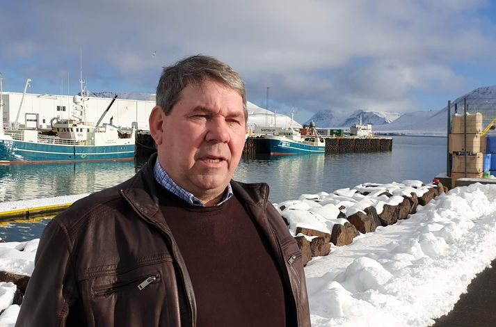 Guðmundur Smári Guðmundsson, framkvæmdastjóri Guðmundar Runólfssonar hf. í Grundarfirði.