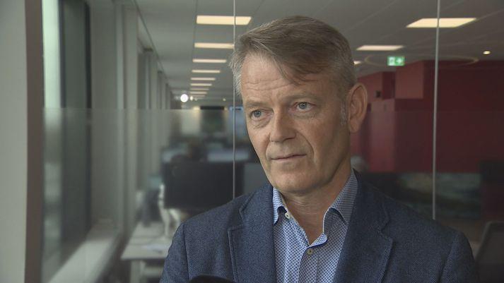 Frosti Sigurjónsson er einn talsmanna Orkunnar okkar.