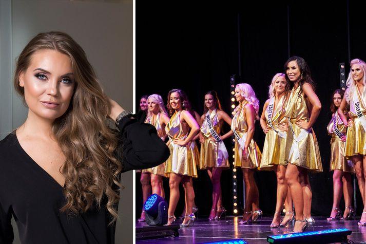 Miss Universe Iceland í núverandi mynd var haldin í fyrsta skipti árið 2016.