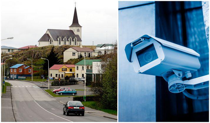Persónuvernd segir merkingar í íþróttamiðstöðinni ekki hafa samræmst lögum.