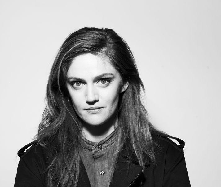 Sylvía Ólafsdóttir.