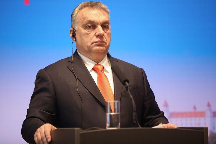 Victor Orban hefur gegnt embætti forsætisráðherra Ungverjalands frá 2010.