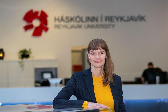 Bryndís Björk Ásgeirsdóttirprófessor og deildarforseti sálfræðideildar HR.