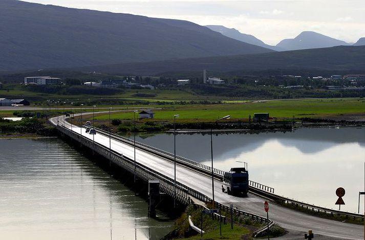 Frá Egilsstöðum, en Unavellir eru í Fljótsdalshéraði.