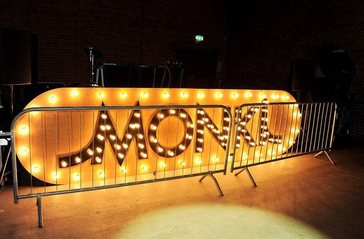 Komu Monki hefur verið beðið með nokkurri eftirvæntingu.