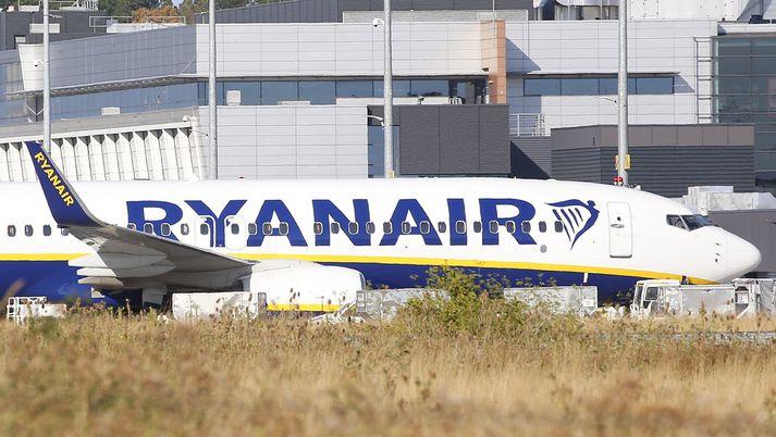 Fulltrúar Ryanair harma verkfallsaðgerðirnar og segja að flugmenn félagsins fái betur greitt en hjá öðrum lágjaldafélögum.