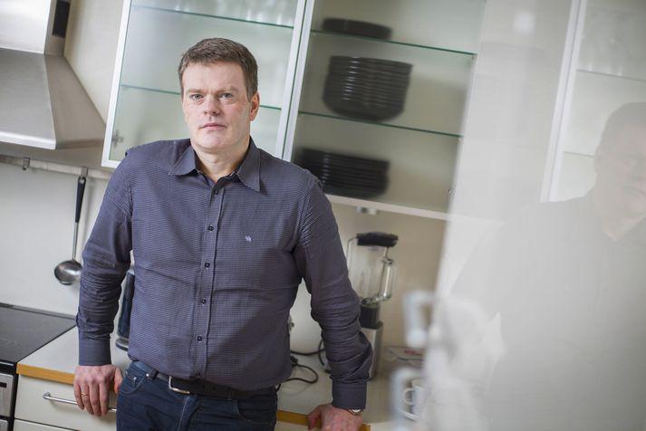 Halldór Halldórsson, formaður Sambands sveitarfélaga.