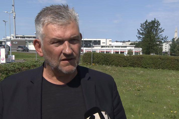 Jón Karl Ólafsson, fyrrverandi forstjóri Icelandair, fylgist grannt með þróun mála í fluggeiranum.