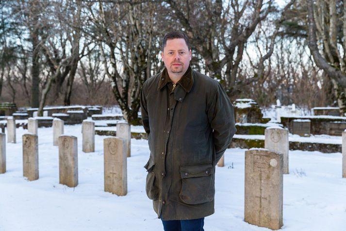 Vigfús Bjarni Albertsson var valinn úr hópi fimm umsækjenda.