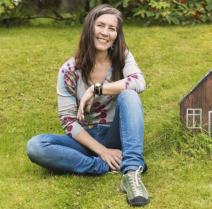 Heiða Björk Sturludóttir næringarþerapisti segir að hamingjan hefjist í meltingarveginum.