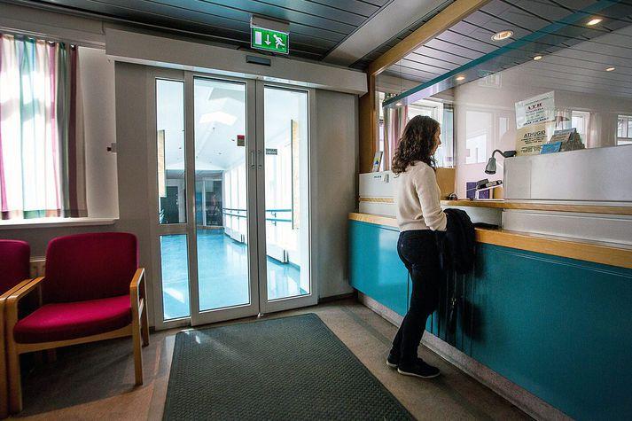 Heilsugæslan á Akureyri er rekin af HSN.