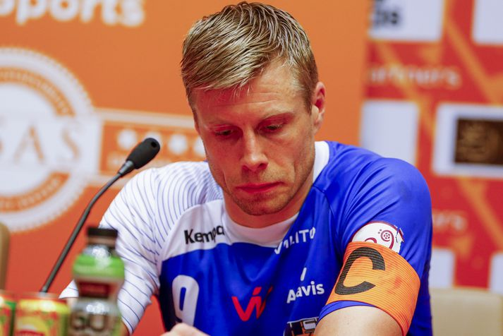 Guðjón Valur Siguðrsson lék á sínum tíma í dönsku deildinni.