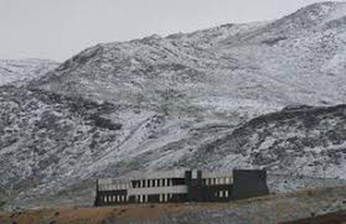 Meðferðarheimili Krýsuvíkursamtakanna er rekið í Krýsuvík