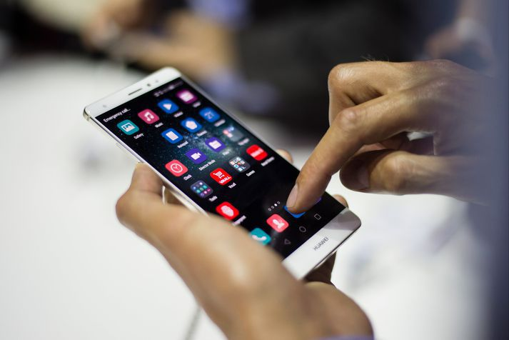 Huawei hefur vaxið hratt á síðustu árum.