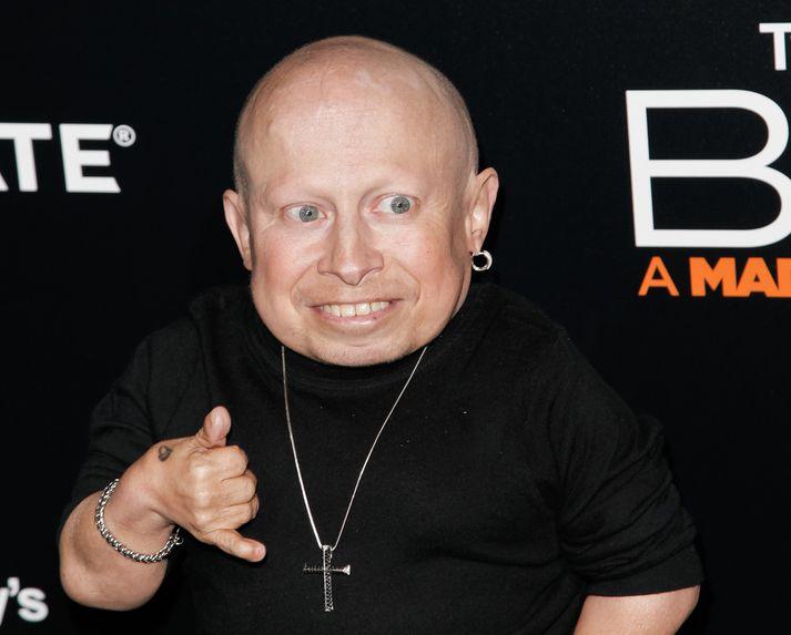 Verne Troyer varð 49 ára.