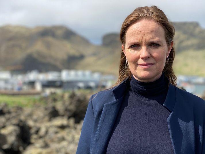 Íris Róbertsdóttir segir Þjóðhátíð vera stærsta viðburð ársins fyrir marga.