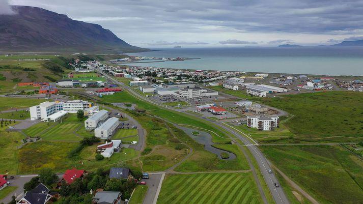 Skipstjórinn stýrði skipinu meðal annars inn í Sauðárkrókshöfn undir áhrifum kannabisefna og amfetamínskyldra lyfja.
