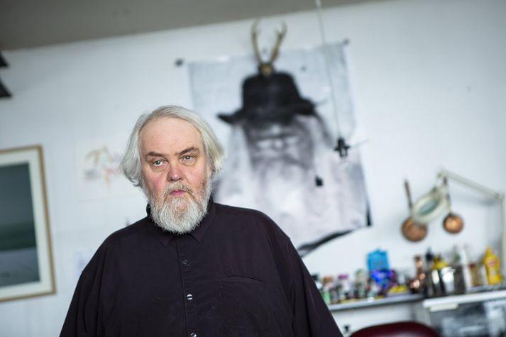 Guðmundur Oddur Magnússon, öðru nafni Goddur.