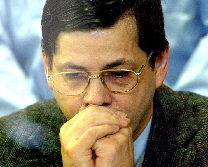 Marc Dutroux var handtekinn árið 1996.