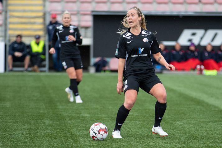 Lára Kristín Pedersen