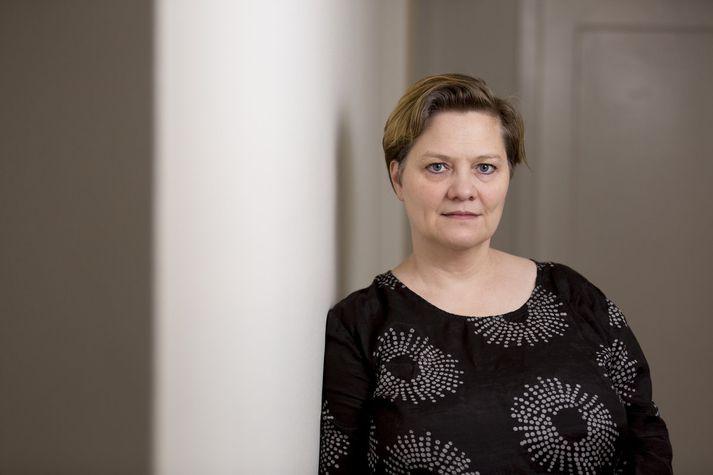 Eyja Margrét segir að það felist flóknar spurningar í viðhorfi okkar til listamanna sem hafa breytt rangt.
