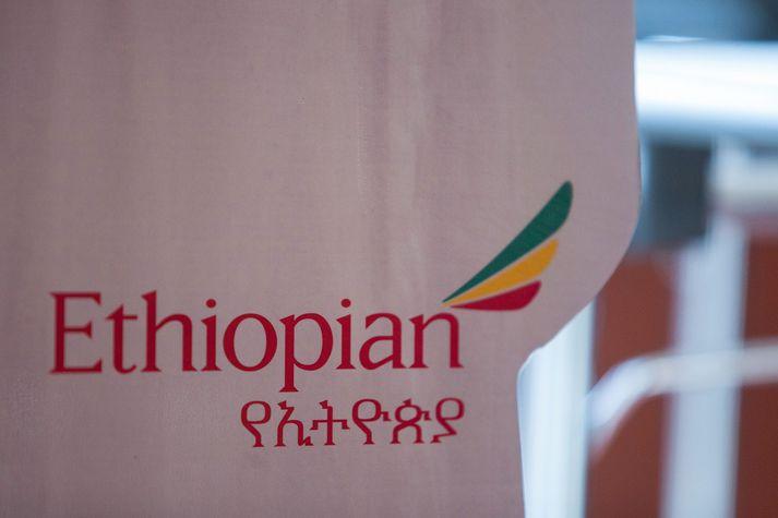 Vélin var á leið frá Addis Ababa til Naíróbí.