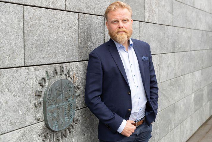 Ásgeir Jónsson er seðlabankastjóri.