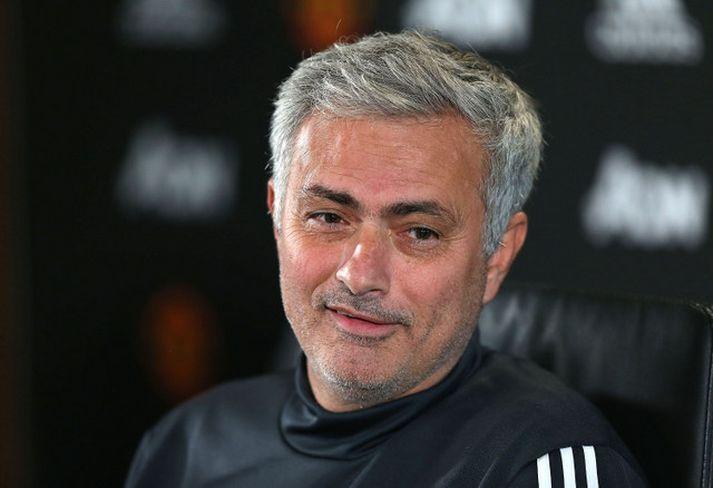 José Mourinho elskar sunnudaga.