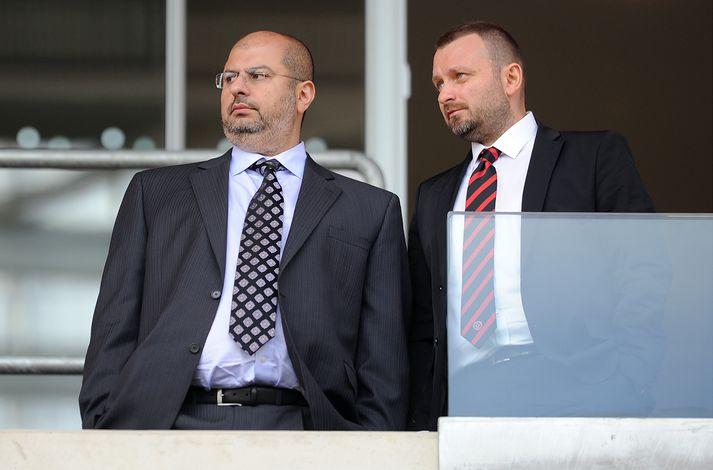 Prince Abdullah á leik með Sheffield United.