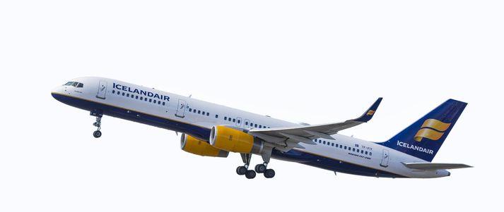 Icelandair skoðar að hefja beint flug til Asíu. Vísir/Vilhelm