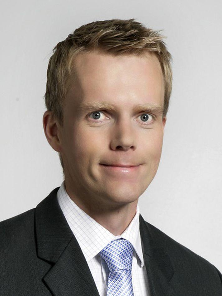 Ágúst Kristinsson.