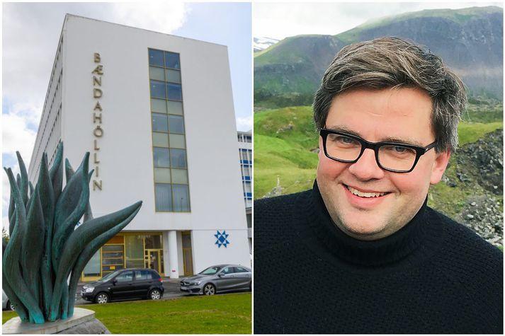 Tjörvi hefur sagt upp störfum hjá Bændasamtökunum eftir nítján ár í starfi.