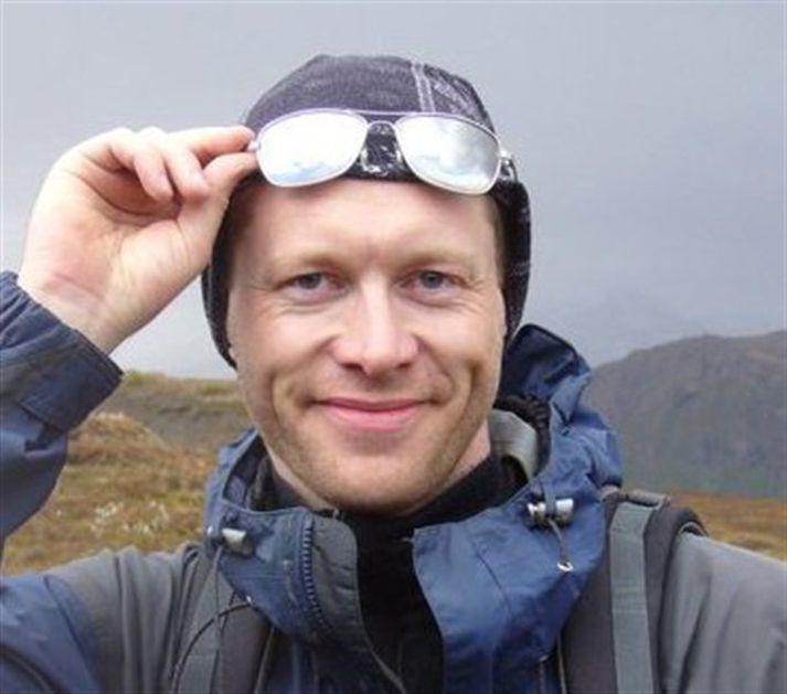 Guðmundur Ingi Guðbrandsson er 38 ára og best þekktur undir gælunafninu Mummi.