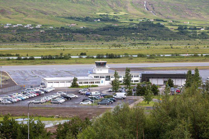 Áform Voigt Travel sýna að þörf er á uppbyggingu við flugvöllinn á Akureyri að mati bæjarstjóra.