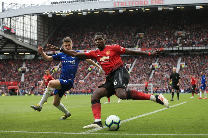 Chelsea og Manchester United mætast í fyrstu umferðinni.