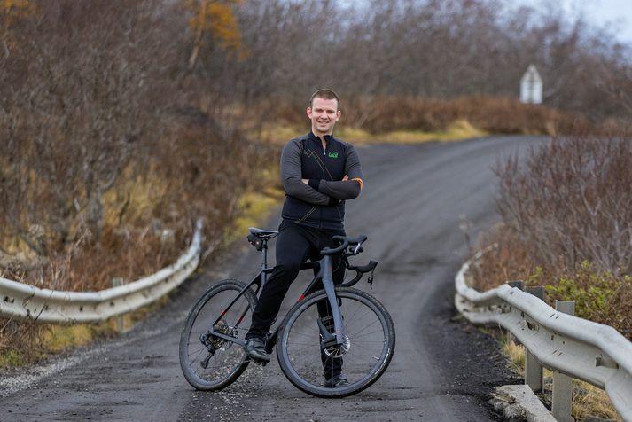 Benedikt Skúlason framkvæmdastjóri Lauf Forks.