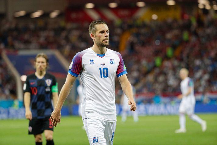Gylfi Þór Sigurðsson.