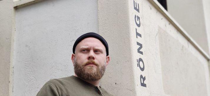 Ásgeir Guðmundsson, einn eigenda Röntgen.